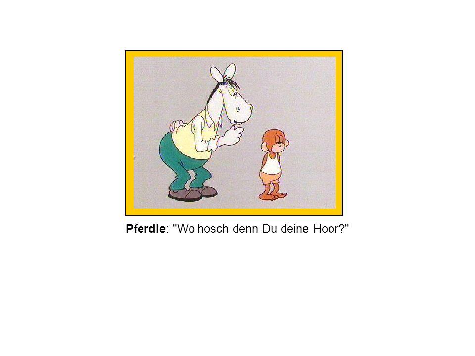 Pferdle: