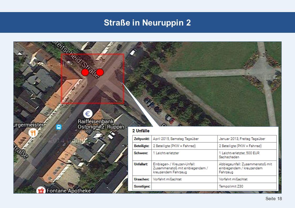 Seite 18 Straße in Neuruppin 2