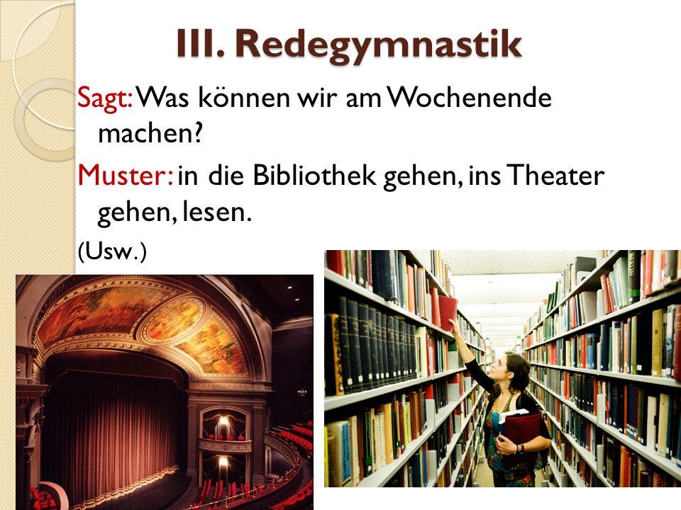 IV.Kontrolle der Hausaufgabe Üb.1, S. 49 (Lehrbuch) – выразительное чтение слов песни.