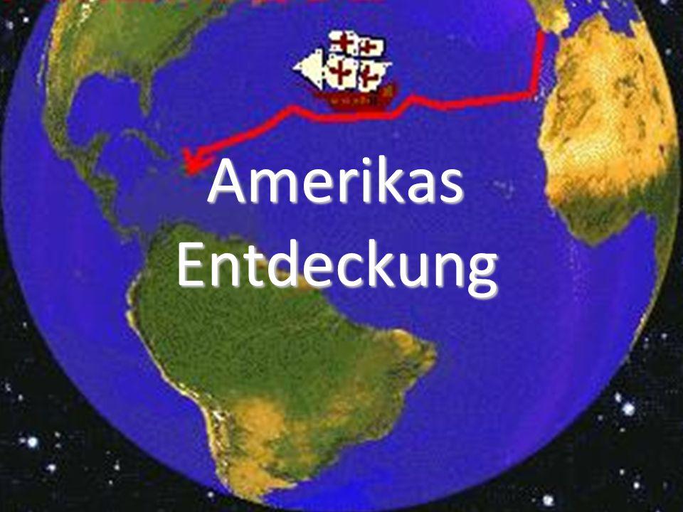 Cliquez pour modifier le style des sous-titres du masque 20/05/2010 Amerikas Entdeckung