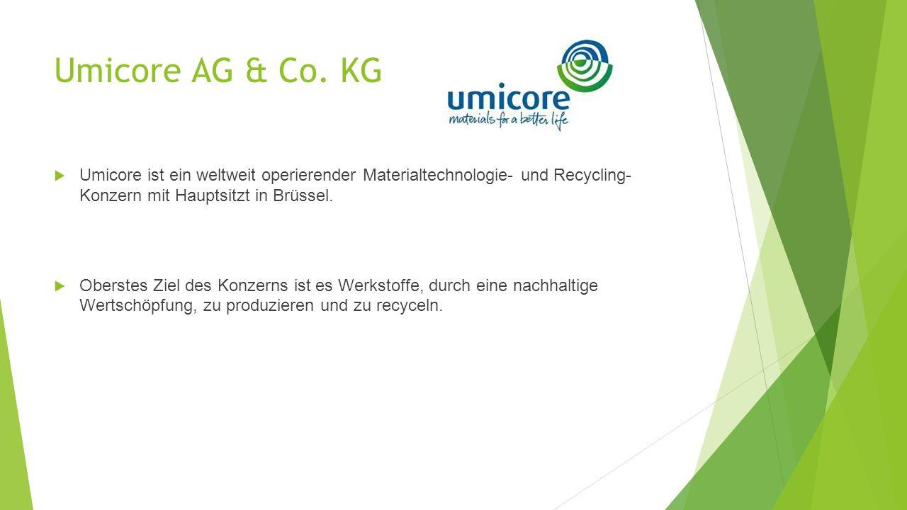 Umicore AG & Co.