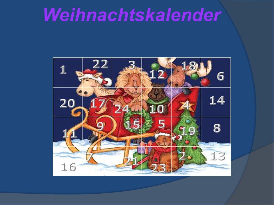 Der Nikolaustag – am 6. Dezember