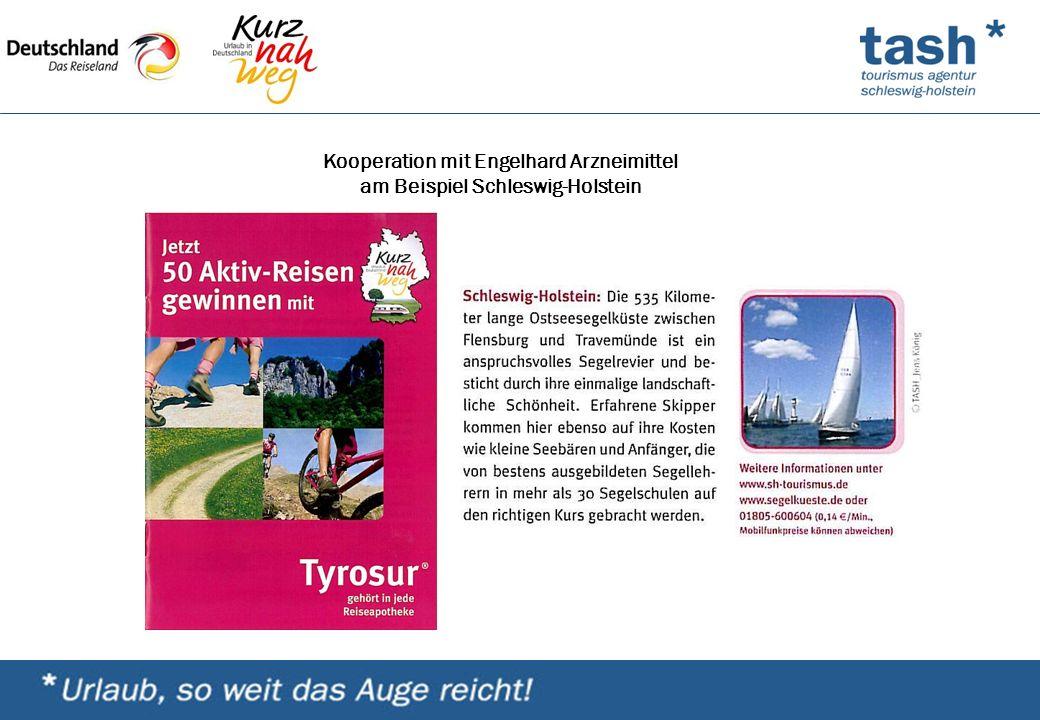 Kooperation mit Engelhard Arzneimittel am Beispiel Schleswig-Holstein