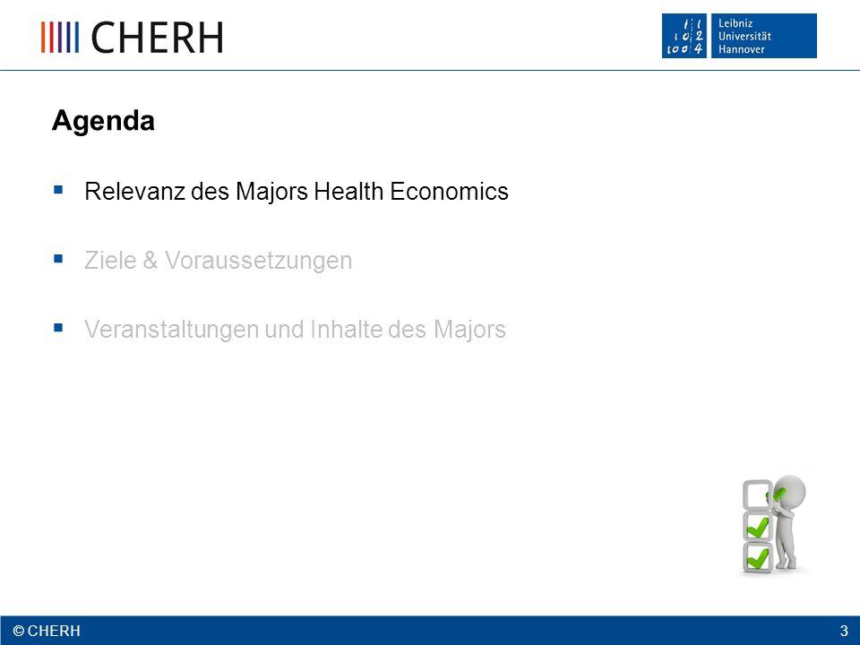 © CHERH 2012 4 © CHERH 4 Relevanz des Gesundheitssektors  Das Gesundheitswesen ist eine der wachstumsstärksten Branchen in Deutschland  ca.