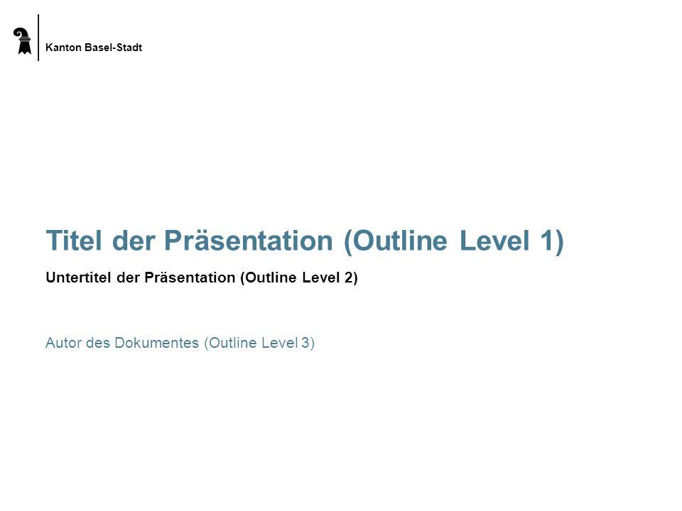 02.07.2016Titel der Präsentation 2 2 Anschlüsse nach der Sekundarschule Kanton Basel-Stadt