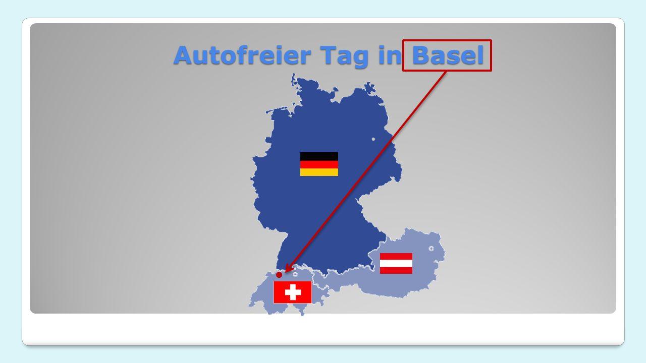 Autofreier Tag in Basel