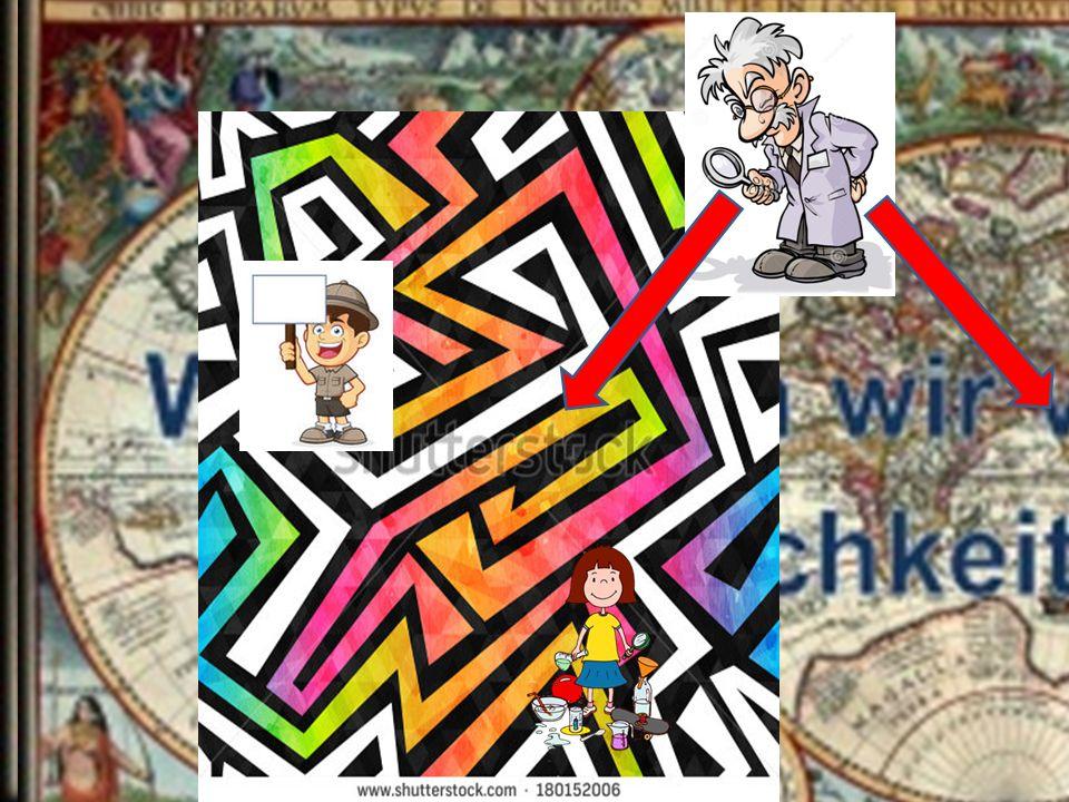 W. Krohn - Labor und Labyrinth - Juni 2016