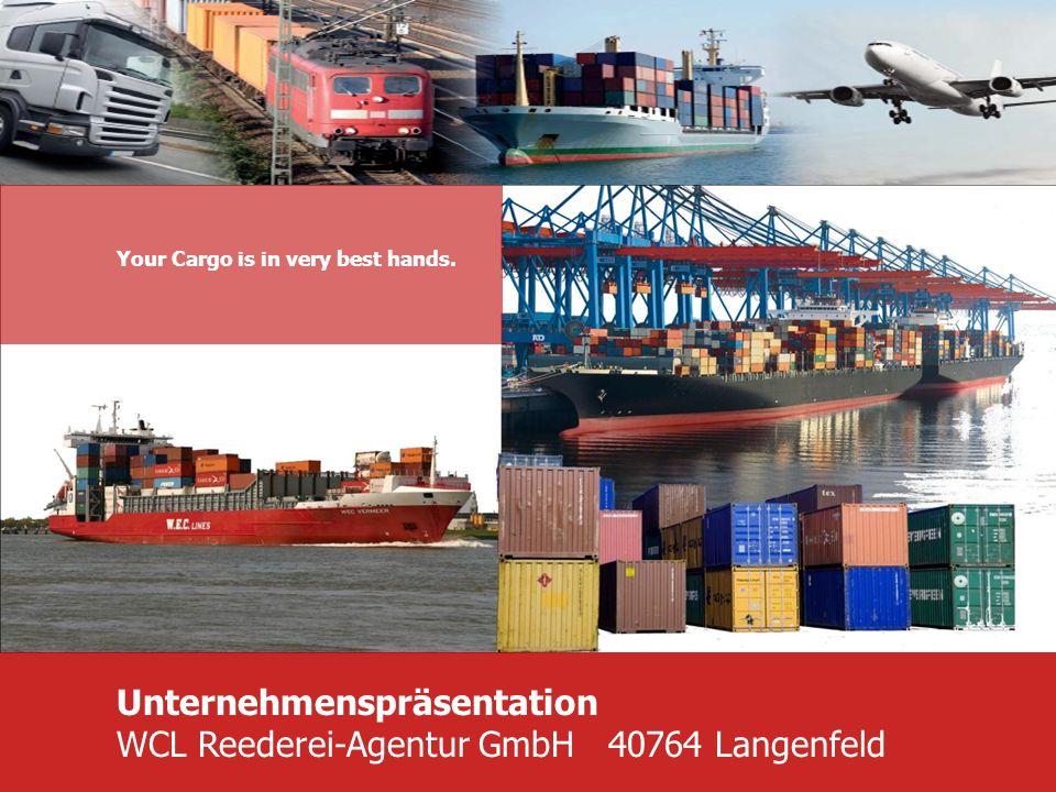 Weltweit operierende Containerdienste Der Schwerpunkt unserer Geschäftstätigkeit liegt im Bereich internationale Seeschifffahrt.