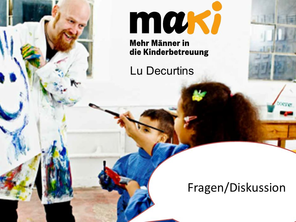 Fragen/Diskussion Lu Decurtins