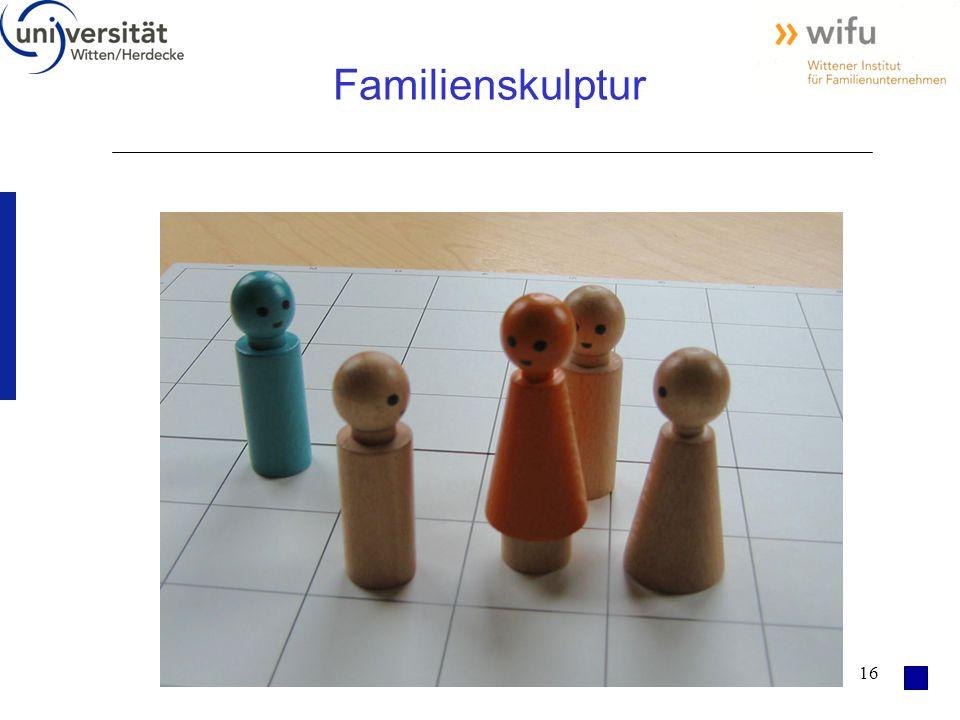 16 Familienskulptur