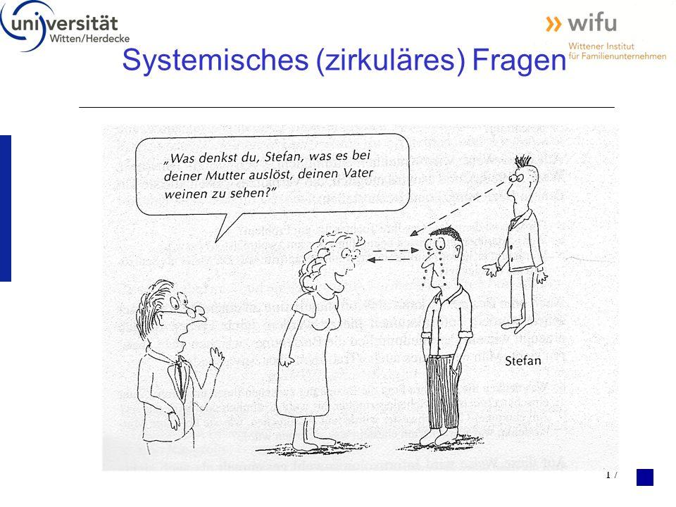 17 Systemisches (zirkuläres) Fragen