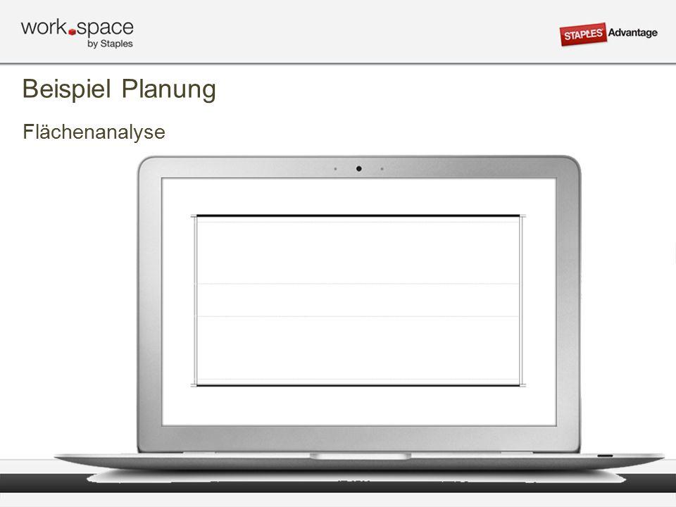 Flächenanalyse Beispiel Planung