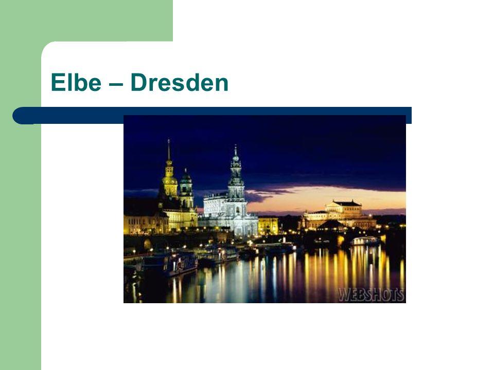 Elbe – Dresden