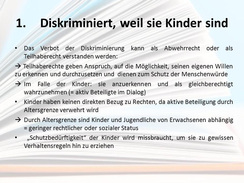 Liebel, Manfred (2013): Kinder und Gerechtigkeit.Über Kinderrechte neu nachdenken.