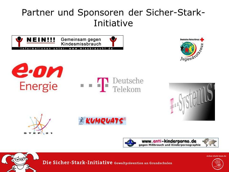 0,0011,52 6,60 5,60 0,00 6,80 7,40 Partner und Sponsoren der Sicher-Stark- Initiative