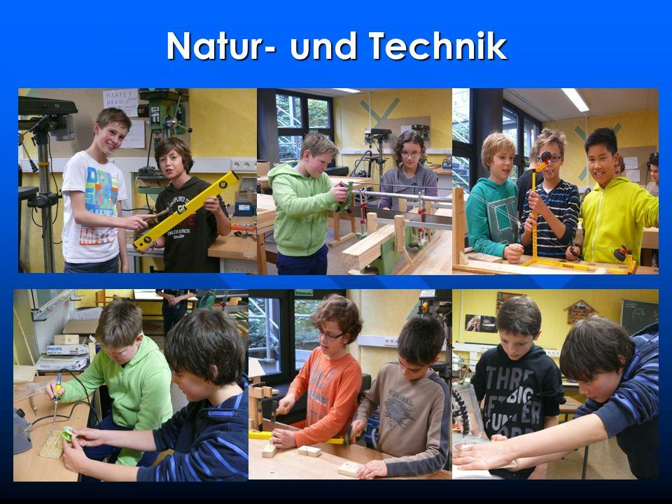 Natur- und Technik