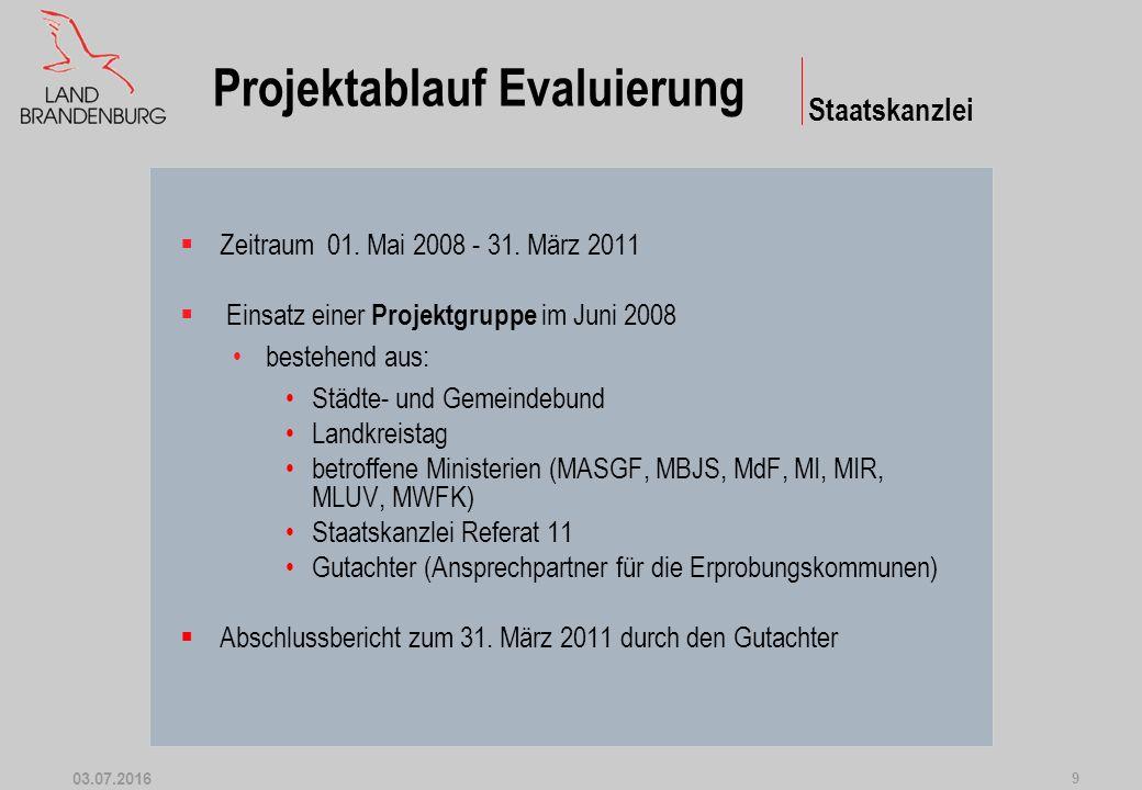 03.07.2016 9 Staatskanzlei  Zeitraum 01. Mai 2008 - 31.