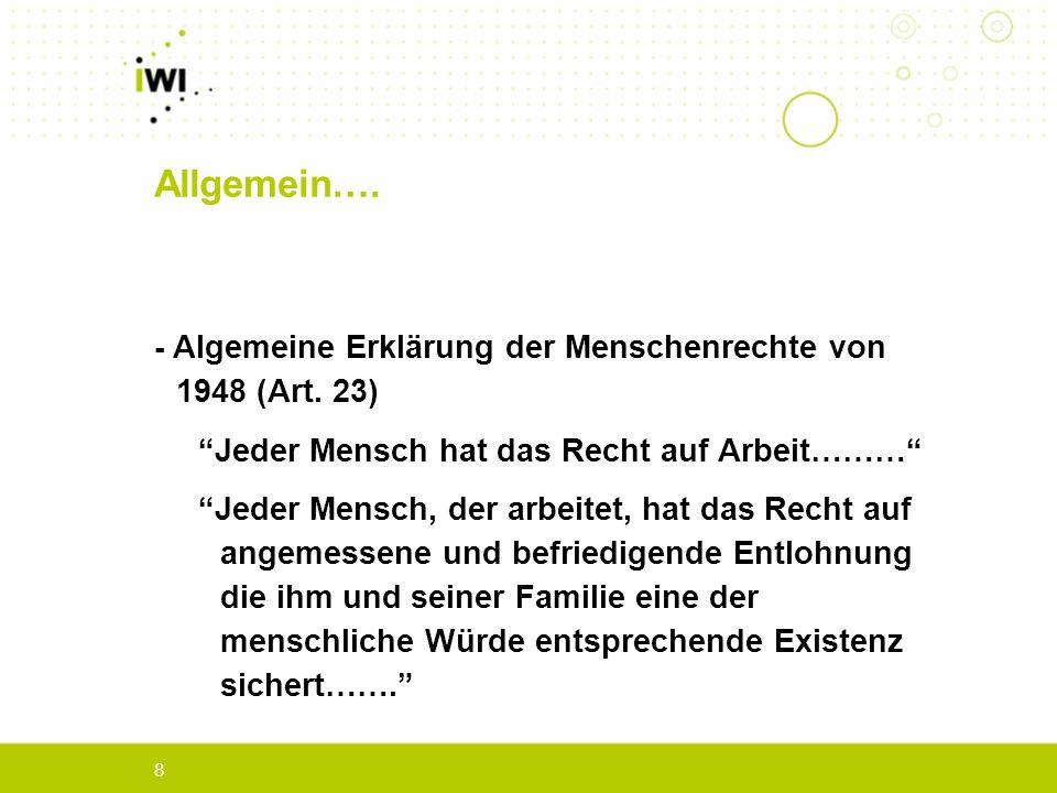 8 - Algemeine Erklärung der Menschenrechte von 1948 (Art.
