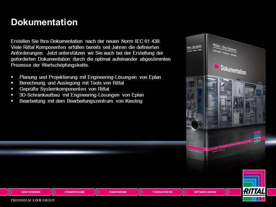 Erstellen Sie Ihre Dokumentation nach der neuen Norm IEC 61 439.