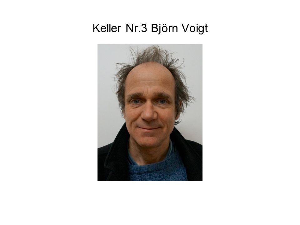 Keller Nr.3 Björn Voigt