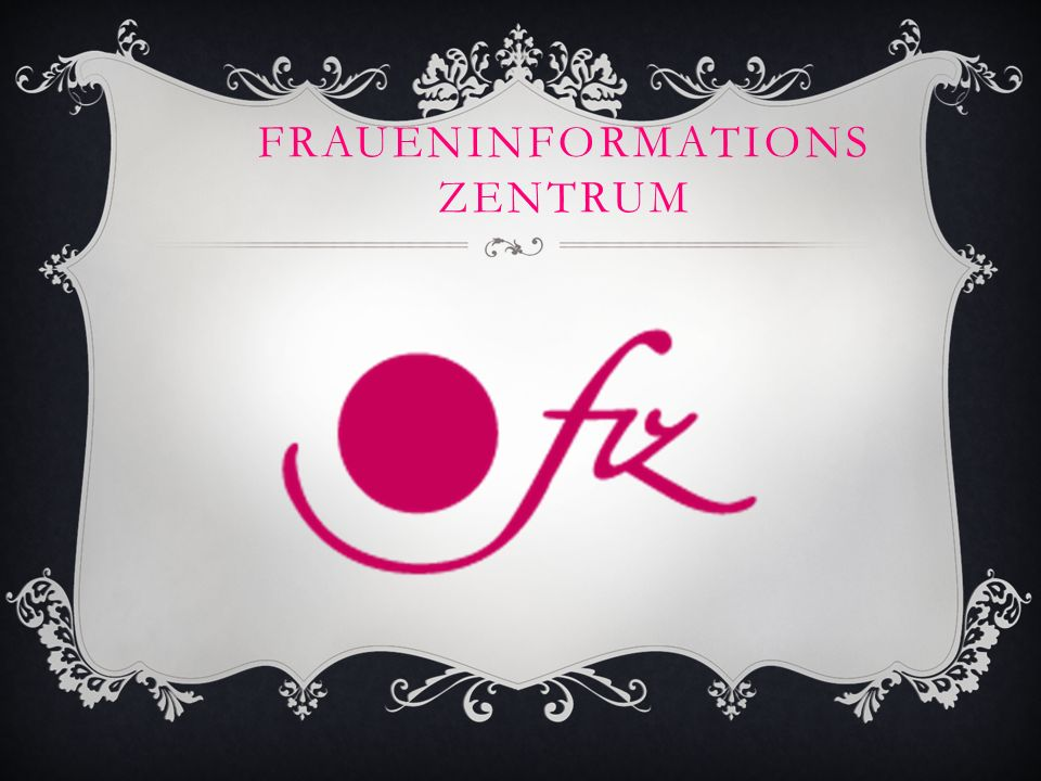 FRAUENINFORMATIONS ZENTRUM