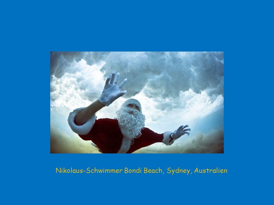 Nikolaus-Schwimmer Bondi Beach, Sydney, Australien