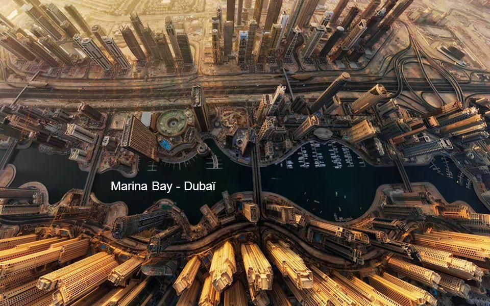 Marina Bay - Dubaï