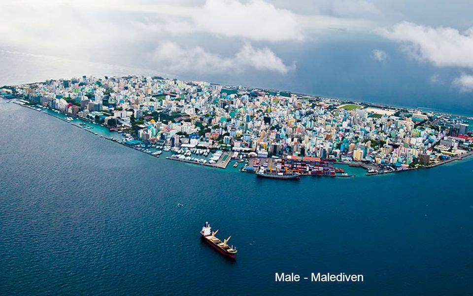 Male - Malediven