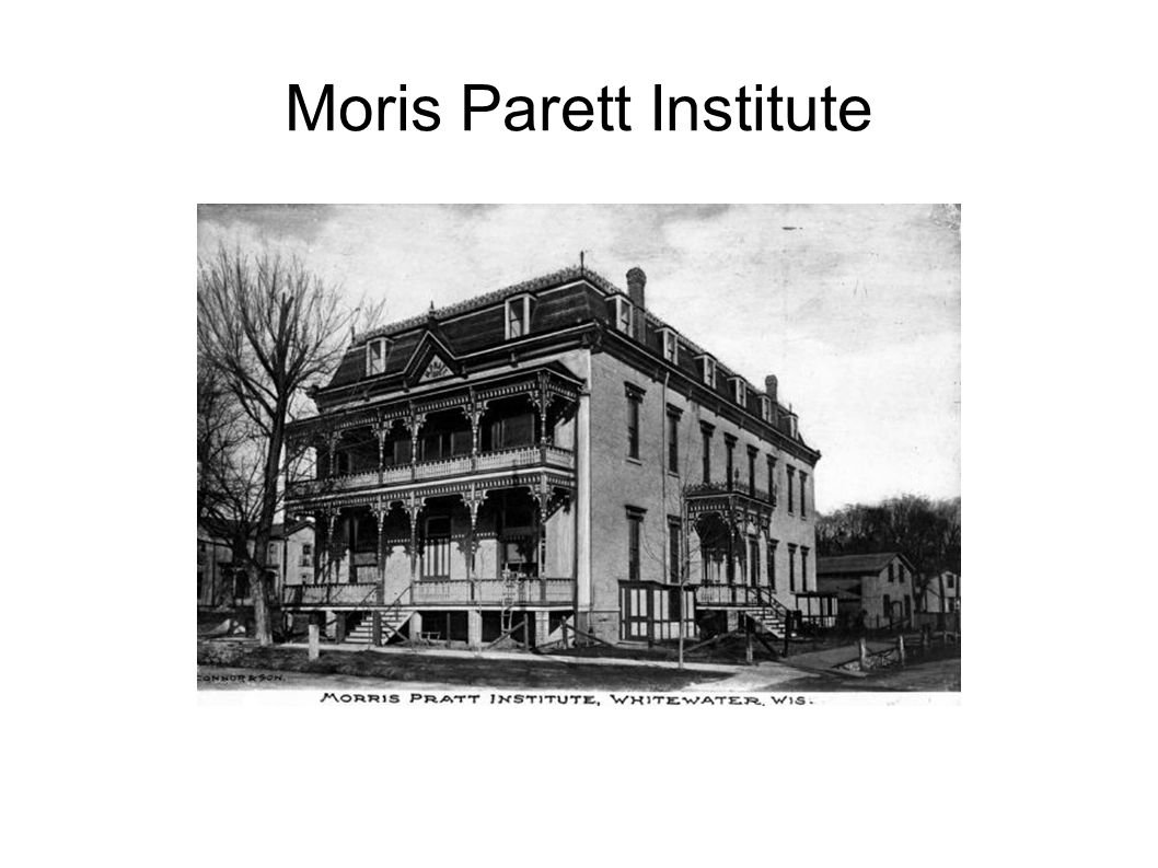 Moris Parett Institute