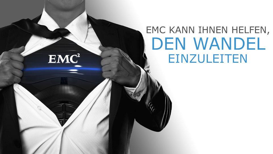 23© Copyright 2013 EMC Deutschland GmbH. Alle Rechte vorbehalten.