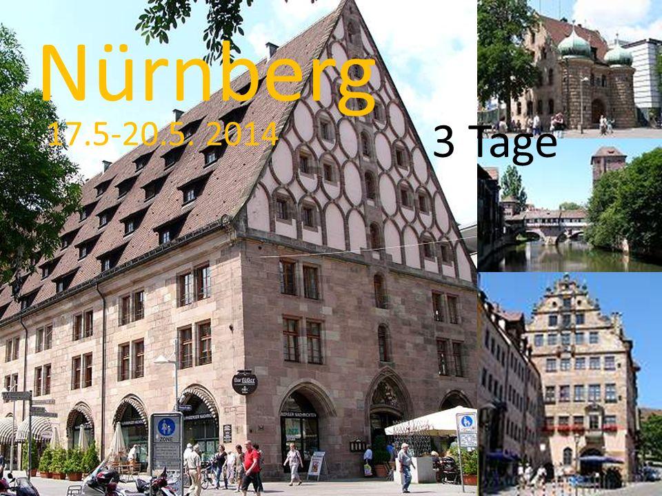 Nürnberg 3 Tage 17.5-20.5. 2014