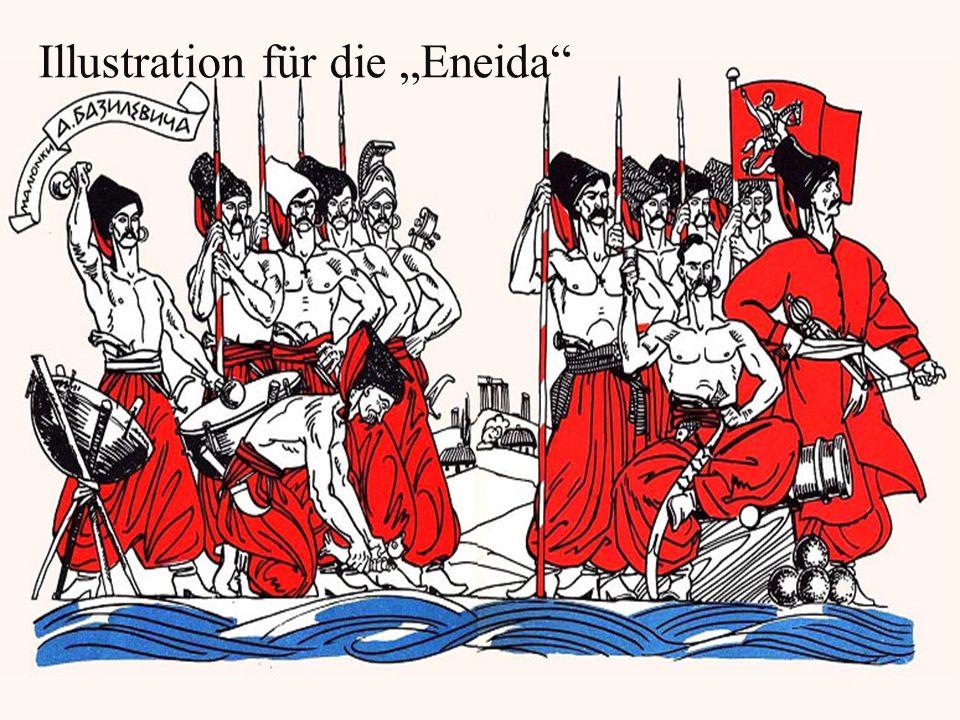 "Illustration für die ""Eneida"