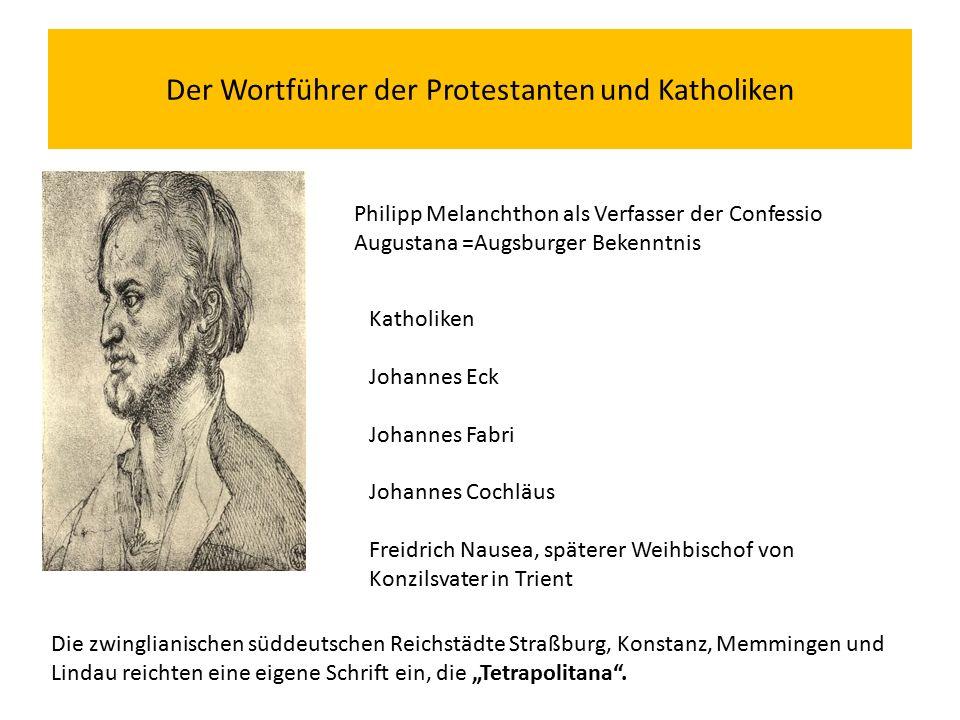 Die Kirchenfrage zwischen Kaiser und Papst (1530-1540) Mit dem neuen Papst (Paul III.