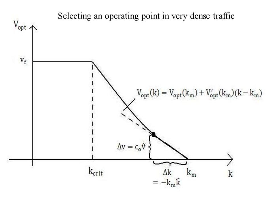 Warteschlangentheorie, Vorlesung, Einführung Waiting time at traffic signals