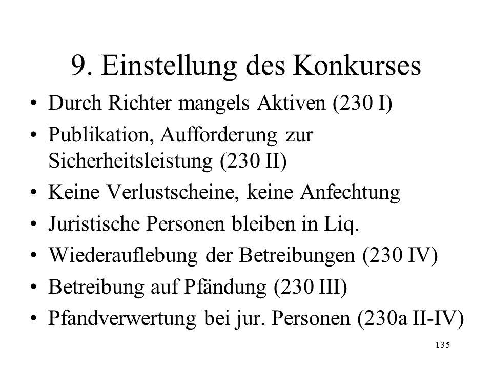 134 Fall 36 Am 7.1. wurde X verurteilt, seiner von ihm getrennt lebenden Frau ab 1.
