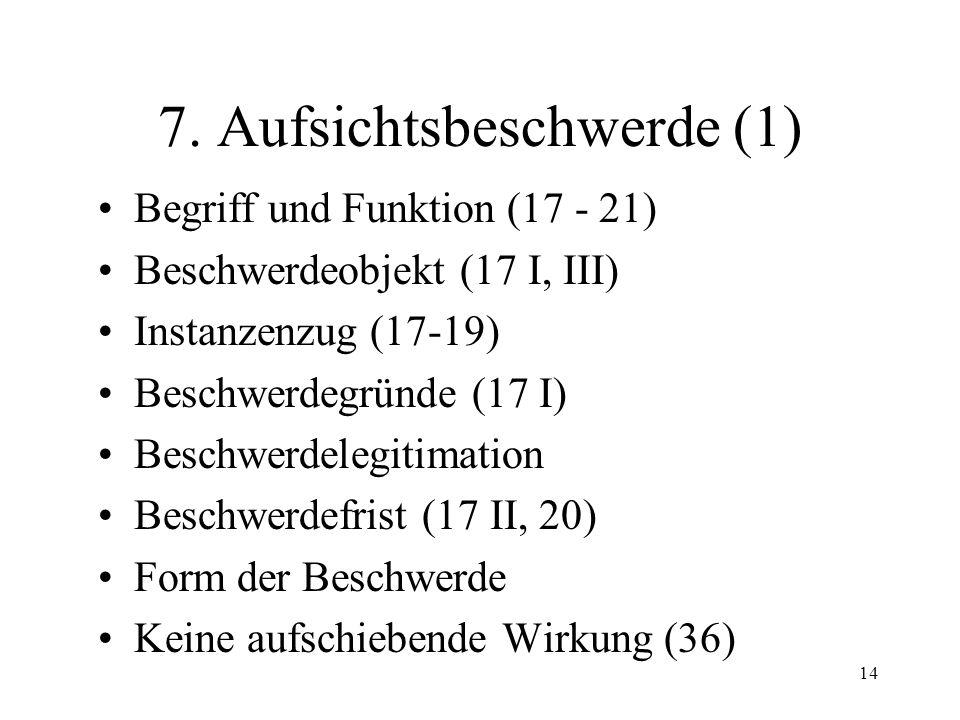 13 Fall 2 Sie sind Grossrat in Basel-Stadt.