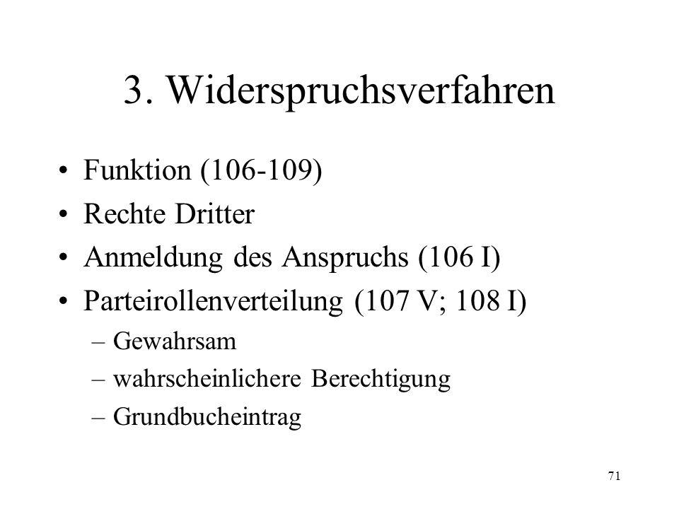 70 Fall 18 Die Pfändung für die Forderung des Handwerkers A für seine Werklohnforderung wird am 1.