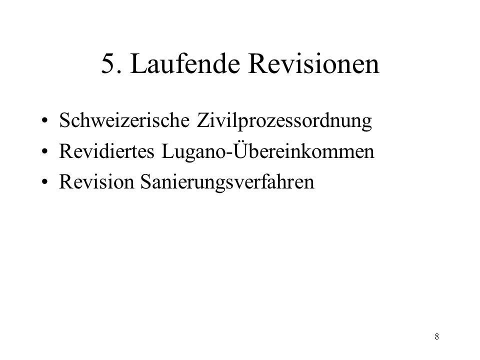 7 Quellen (3) Kreisschreiben (15 II und III) BGE 122 III 327 Konkordate –Konkordat über die Gewährung gegenseitiger Rechtshilfe zur Vollstreckung öffentlich- rechtlicher Ansprüche vom 20.