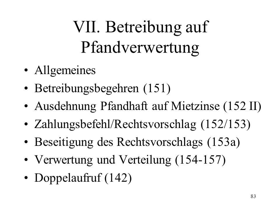 82 Fall 22 Die gepfändete Liegenschaft wurde für Fr.