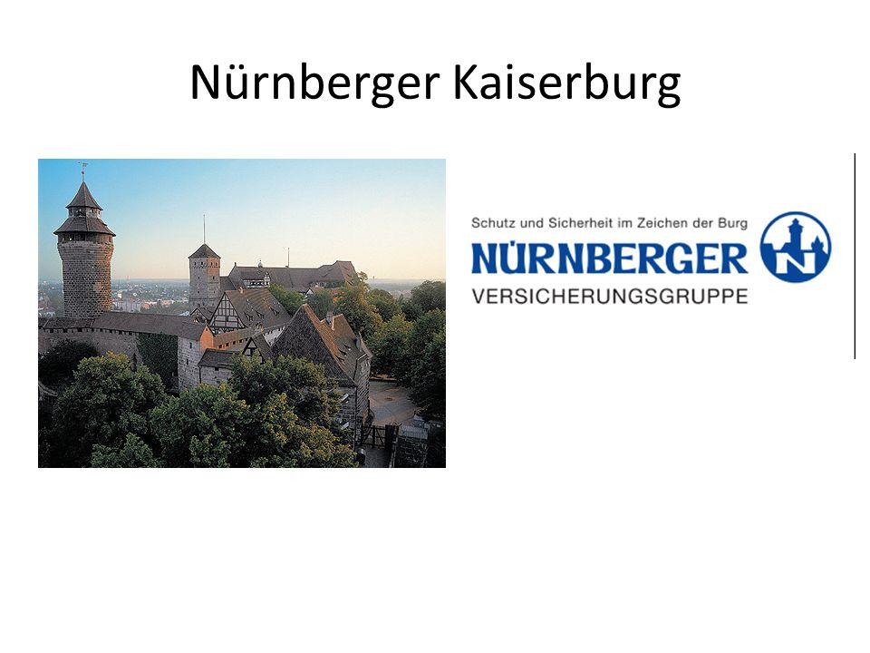 Nürnberger Kaiserburg