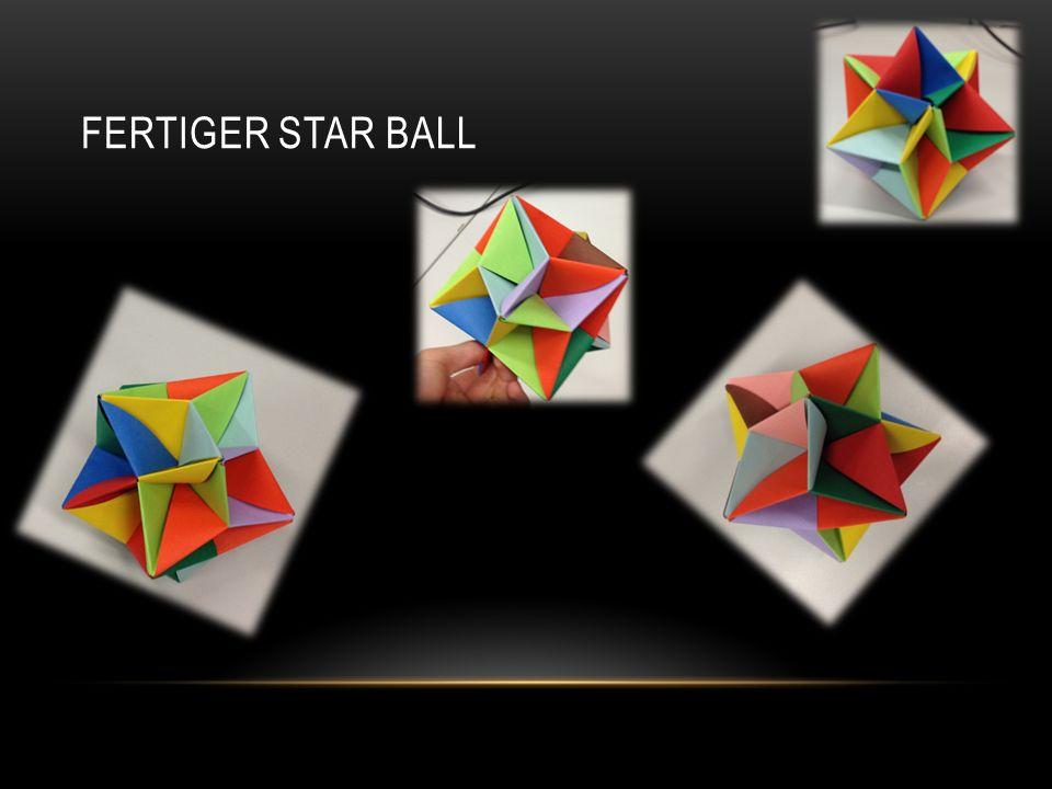 FERTIGER STAR BALL