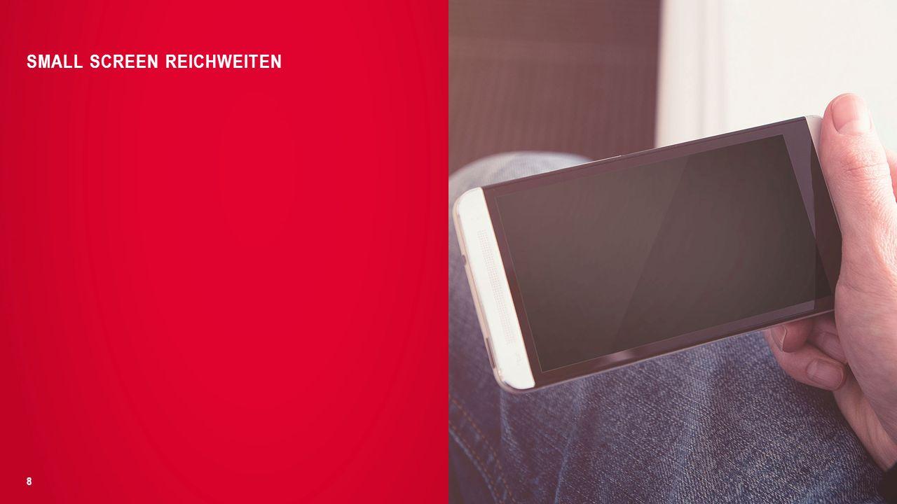 9 Mit United Internet Media 4 von 10 mobile Nutzer in Deutschland erreichen – das sind über 16 Mio.