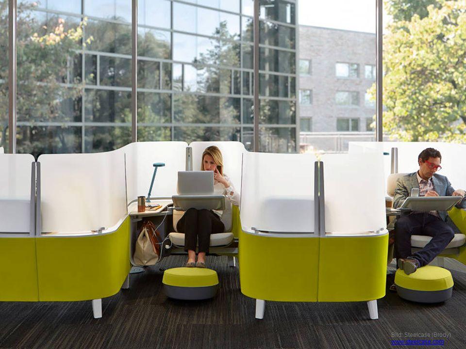 Bild: Sedus Meeting-/Konferenzräume sind besondere Räume an denen Menschen zusammen treffen, an denen Ideen entwickelt und Entscheidungen getroffen werden.