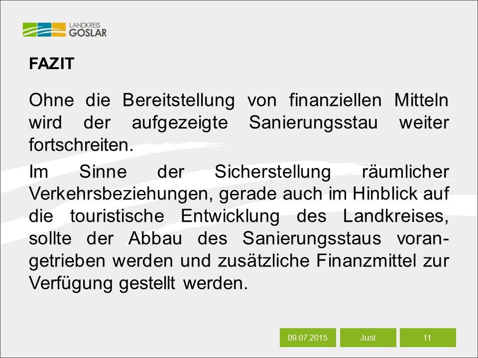 06.07.201611 Autor FAZIT Ohne die Bereitstellung von finanziellen Mitteln wird der aufgezeigte Sanierungsstau weiter fortschreiten.