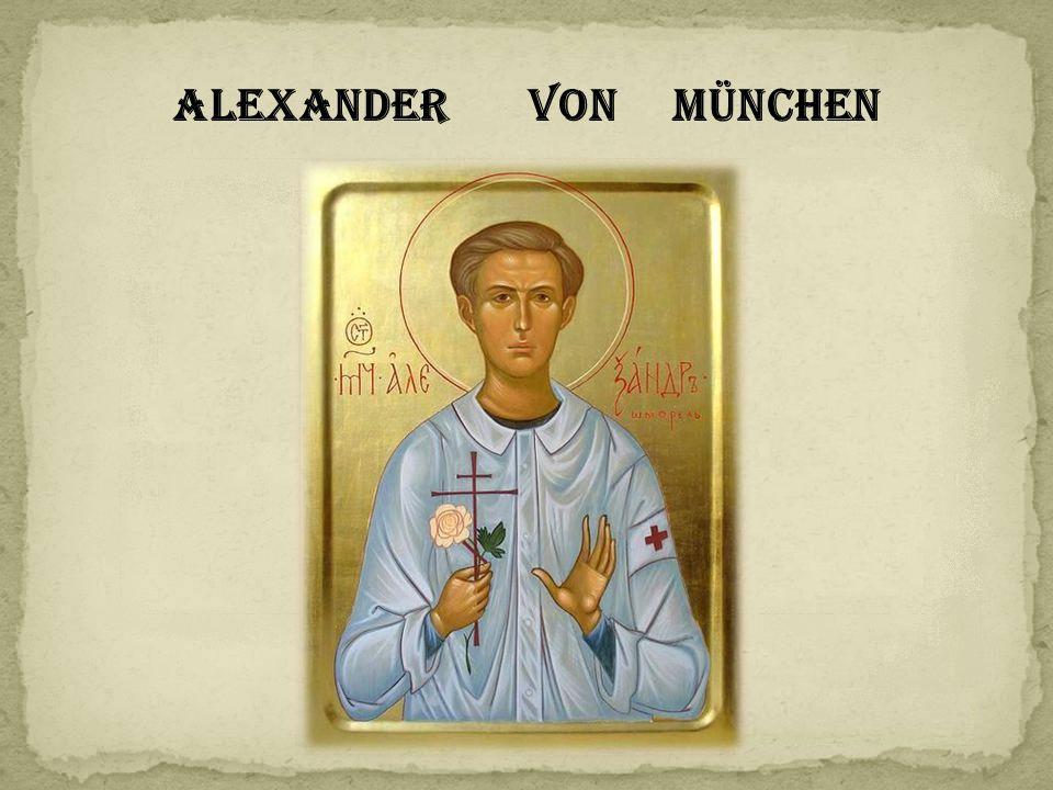 Alexander von münchen