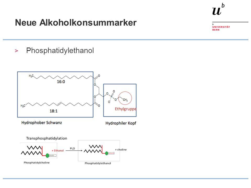 > Phosphatidylethanol