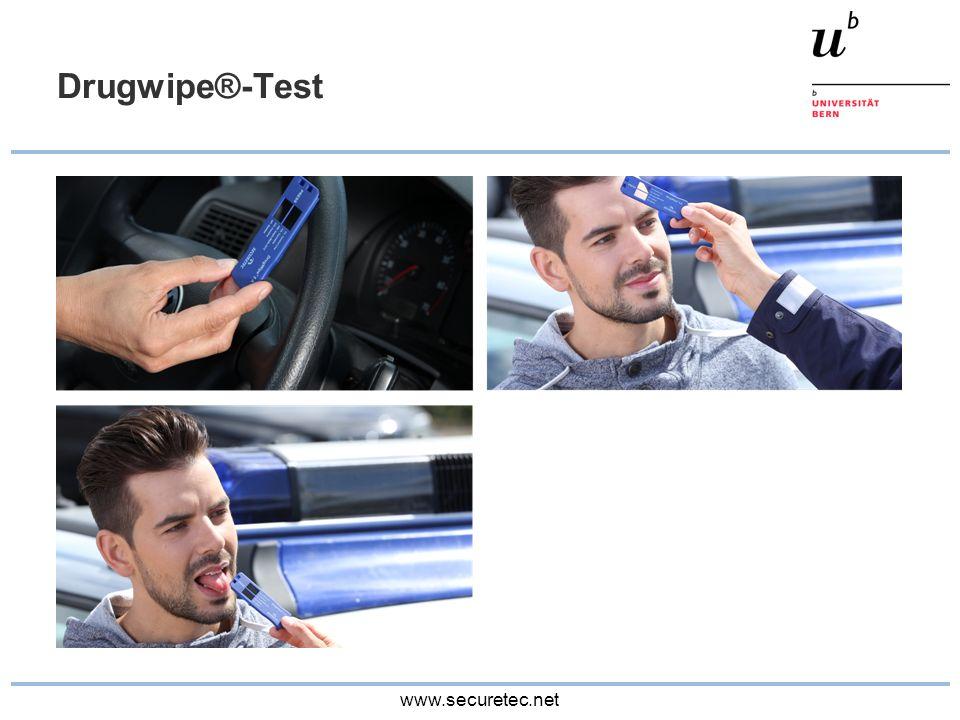 Drugwipe®-Test www.securetec.net