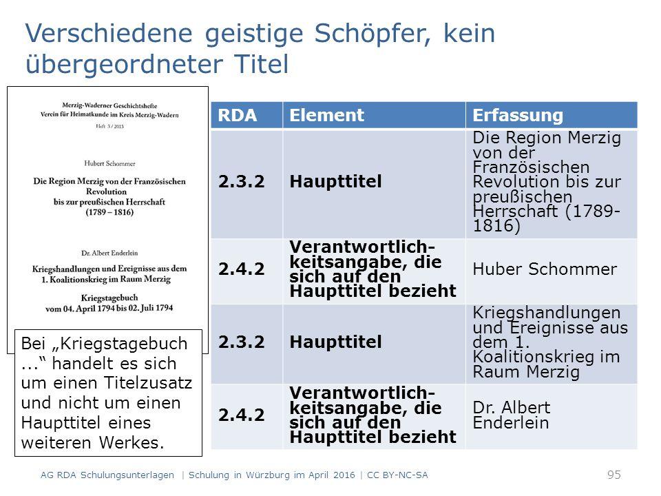 95 RDAElementErfassung 2.3.2Haupttitel Die Region Merzig von der Französischen Revolution bis zur preußischen Herrschaft (1789- 1816) 2.4.2 Verantwort