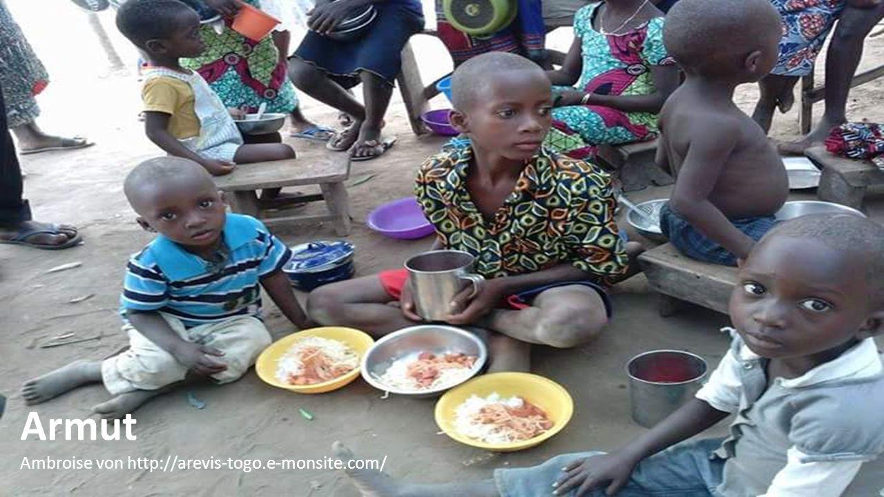Armut Ambroise von http://arevis-togo.e-monsite.com/