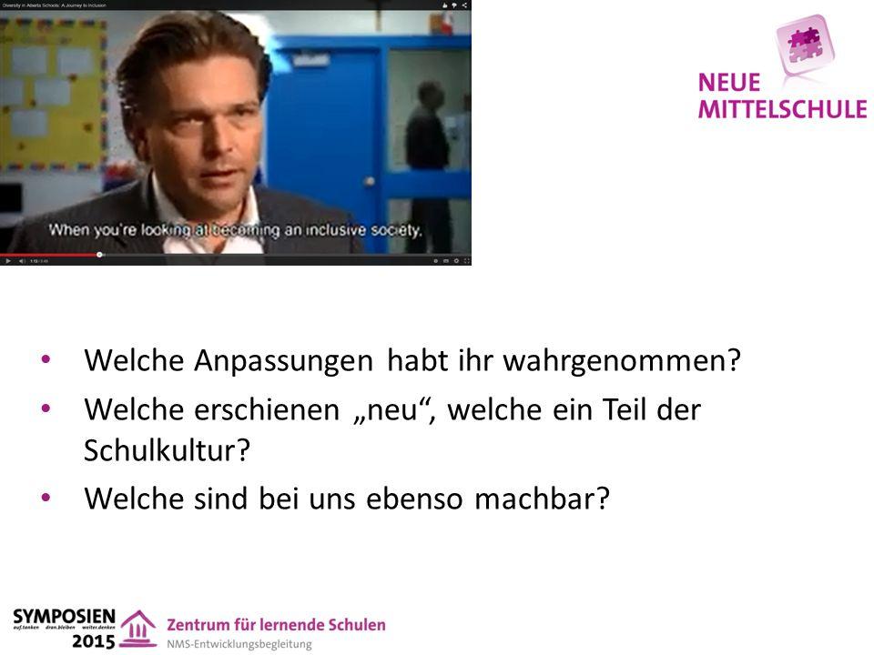 NOESIS Langzeitstudie der NMS Niederösterreich im Auftrag der Landesregierung